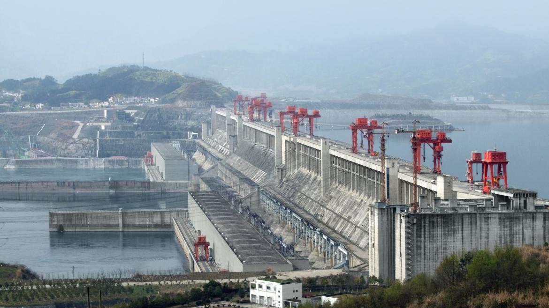 the three gorges dam
