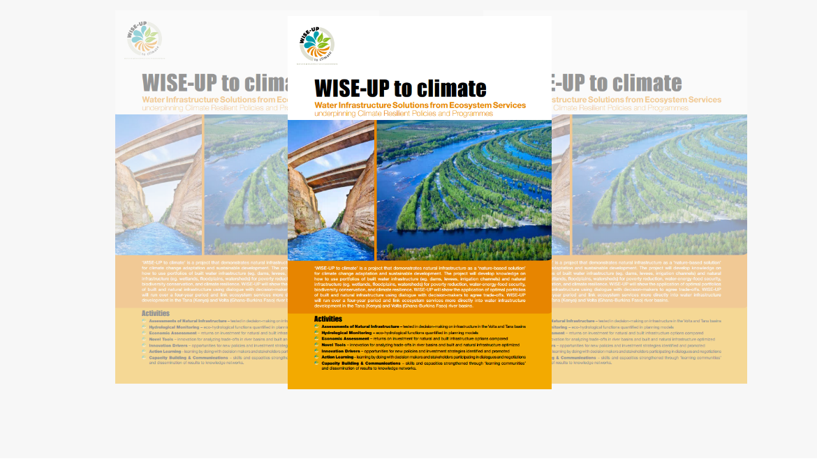 Wise Up to Climate IUCN Water Initiative