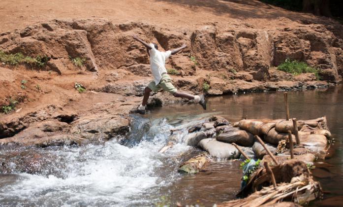 River basin management and initiative tracking in Tanzania