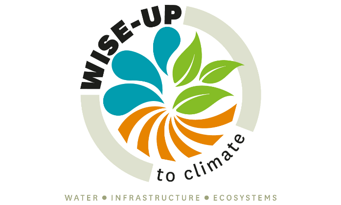 WISE UP To Climate Initiative IUCN Water Logo Transparent