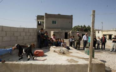 WANI Initiative managing river basins in Jordan