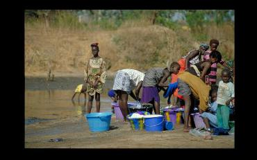 Recognise that people are the owners, actors, and direct beneficiaries of water