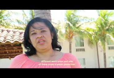 UICN Entrevistas Agua y Mujer