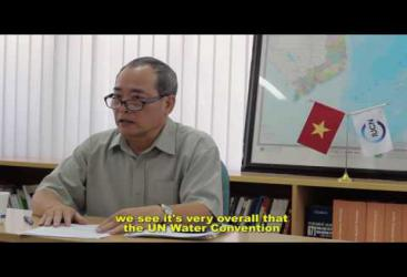 Transboundary water governance in the Mekong