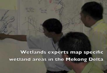 Mekong Region Water Dialogues: Wetlands Governance