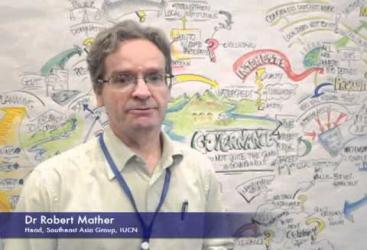 Mekong Water Dialogues explained by Dr Robert Mather, IUCN